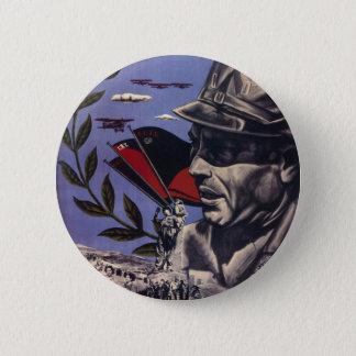 Durruti ursprüngliches Plakat 1936 FAI spanischen Runder Button 5,7 Cm
