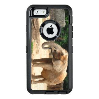 """""""Durstiges Mädchen-"""" Elefant Iphone Abdeckung OtterBox iPhone 6/6s Hülle"""