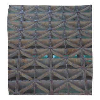 Dusable Brücke abstrakt Kopftuch