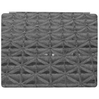 Dusable Brückeabstrakter Grayscale iPad Hülle