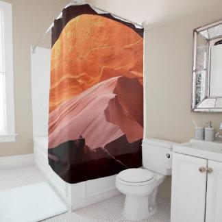 Duschvorhang, Duschvorhang-Zwischenlage Duschvorhang