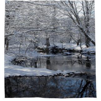 Duschvorhang Saco Fluss-, New Hampshire