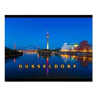 Düsseldorf 007B Postkarte