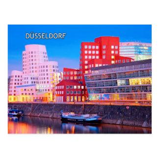 Düsseldorf 02E Postkarte
