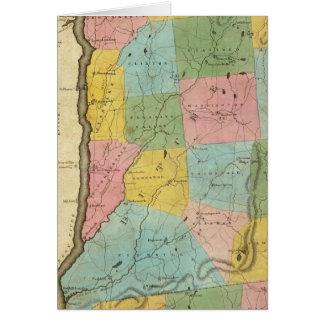 Dutchess, Putnam Landkreise Karte