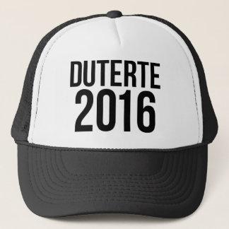 Duterte 2016 truckerkappe