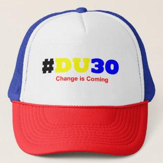 Duterte für Hut Präsidenten-Kampagne Truckerkappe