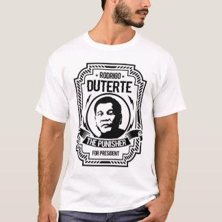 Duterte für Präsidenten T-Shirt