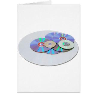 DVDs Karte