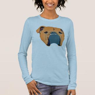 Dwayne T Langarm T-Shirt