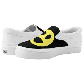 Dwight Hayden, Sammlung, glückliches 😊 Gesicht Slip-On Sneaker