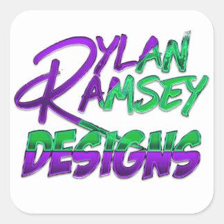 Dylan Ramsey entwirft Aufkleber