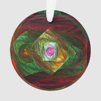 Dynamische Verbindungs-abstrakter Ornament