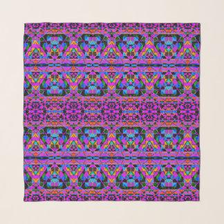 Dynamisches Quadrat Schal