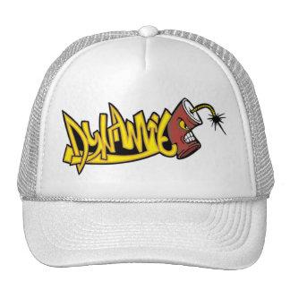 """Dynamit"" Hut Baseball Cap"