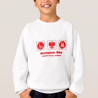 Dyngus Tag - South Bend Sweatshirt