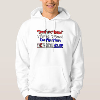 """""""Dysfunktionell """" Hoodie"""