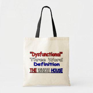 """""""Dysfunktionell """" Taschen"""