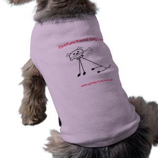 Dysfunktionelle Hundeliebhaber-Haustierkleidung