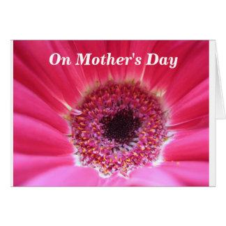 Dysfunktionelle Karte der Mutter Tages