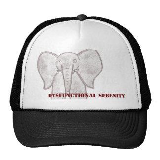 Dysfunktionelle Ruhe-Hüte Baseballcap