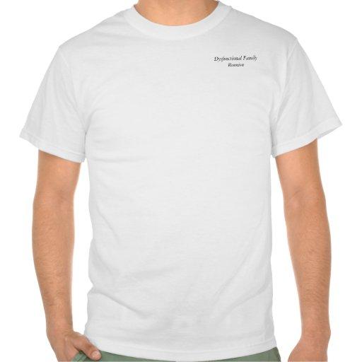 Dysfunktionelles Familien-T-Stück 2013 Tshirts