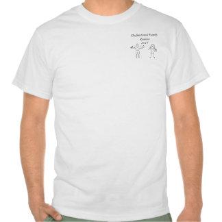 Dysfunktionelles Familien-Wiedersehent-stück Hemden