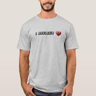 Dyslexie T-Shirt