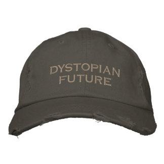 dystopian Zukunft Bestickte Kappe