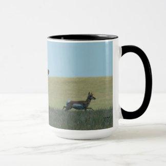 E0034 Stier Elch- und Antilopen-Tasse Tasse