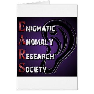 E.A.R.S. - Logo Karte