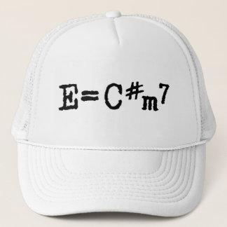 E=C#m7 Truckerkappe