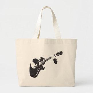 E-Gitarre Jumbo Stoffbeutel