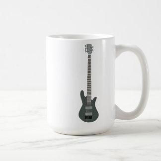 E-Gitarre Kaffeetasse