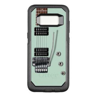 E-Gitarre OtterBox Commuter Samsung Galaxy S8 Hülle