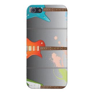 E-Gitarren-Liebhaber-Traum iPhone 5 Etui
