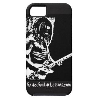 E-Gitarren-Spieler-Telefon-Kasten Tough iPhone 5 Hülle