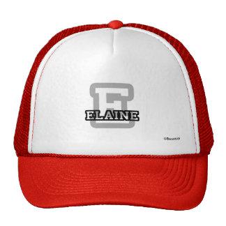 E ist für Elaine Retrokultmütze