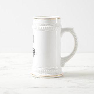 E ist für Elaine Kaffee Tassen