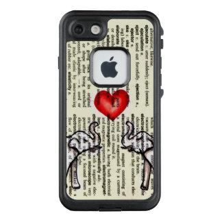 E ist für Elefant-Wörterbuch-Seite LifeProof FRÄ' iPhone 8/7 Hülle