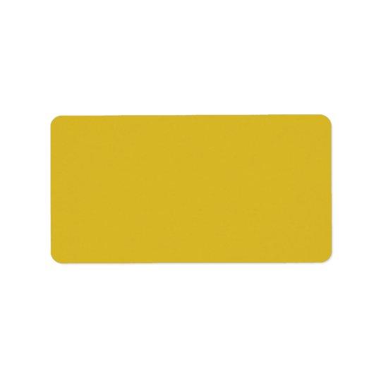E-Monogramm-Bar Mitzvah Rücksendeadresseaufkleber Adressaufkleber