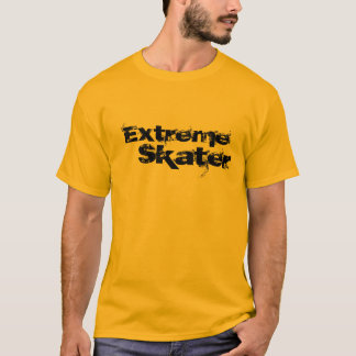 E.S SKATEWEAR extremer Skater-T - Shirt
