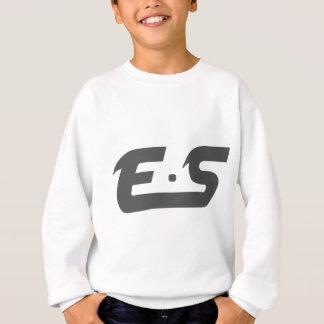 E.S ursprüngliches Smokey Grau Sweatshirt
