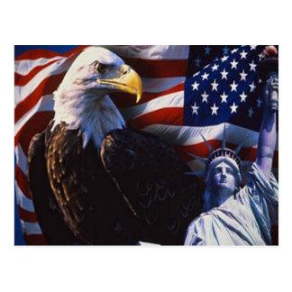 Eagle 11 postkarte