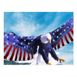 Eagle 3 postkarte