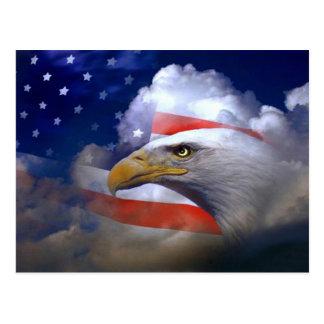 Eagle 7 postkarte