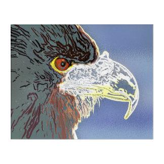 EAGLE ACRYL WANDKUNST