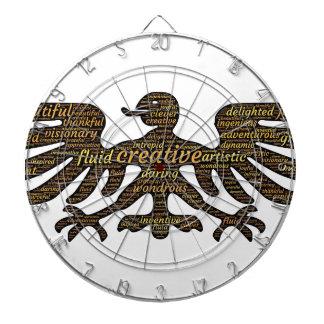 Eagle Dartscheibe