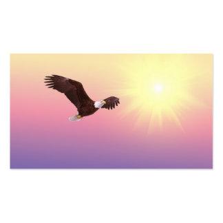 Eagle-Flug Visitenkarten