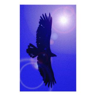 Eagle-Flügel Briefpapier